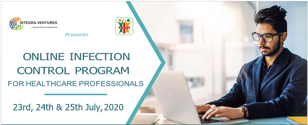 ONLINE INFECTION CONTROL PROGRAM FOR HEALTHCARE PROFESSIONALS